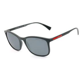 Prada Linea Rossa SPS01T Cinza Polarizado UFK-07H 56mm - Óculos de Sol