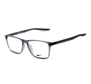 Nike 7125 Cinza Translucido 034 54mm - Óculos de Grau