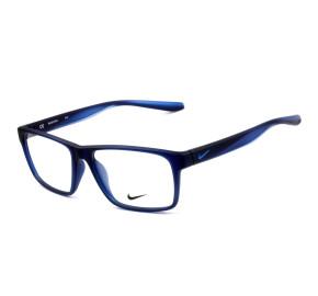 Nike 7117 Azul Fosco 414 54mm - Óculos de Grau