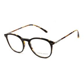 Giorgio Armani AR7125 Preto/Turtle 5622 52mm - Óculos de Grau