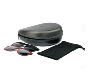 Emporio Armani Clip-on EA4115 Preto Fosco 5042/1W 54mm - Óculos de Grau