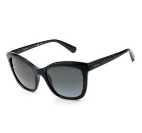 Ralph Lauren RA5252 Preto/Cinza Polarizado 5001/T3 55mm - Óculos de Sol