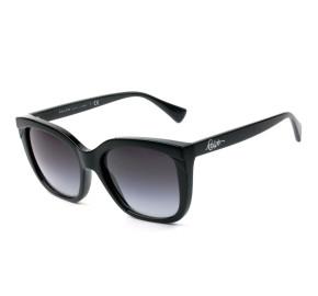 Ralph Lauren RA5265 Preto/Cinza Degradê 5752/25 55mm - Óculos de Sol