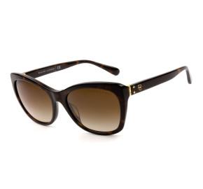 Ralph Lauren RL8192 Turtle/Marrom Degradê 5003/13 56mm - Óculos de Sol