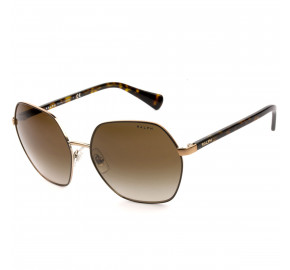 Ralph Lauren RA4124 Rose/Marrom 9338/13 60mm - Óculos de Sol