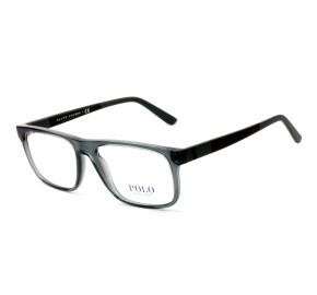 Polo Ralph Lauren PH2218 Cinza 5824 56mm - Óculos de Grau