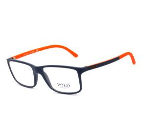 Polo Ralph Lauren PH2126 Azul Marinho Fosco 5861 55mm - Óculos de Grau