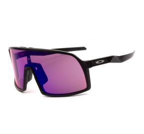 Oakley Sutro OO9406 - Preto Fosco Prizm Road 37mm - Óculos de Sol