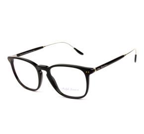 Ralph Lauren RL6196-P Preto 5001 51mm - Óculos de Grau