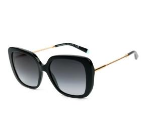 Tiffany & Co. TF4177 Preto/Cinza Degradê 8001/3C 55mm - Óculos de Sol