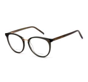 Tommy Hilfiger TH1734 - Cinza Translucido KB7 50mm - Óculos de Grau