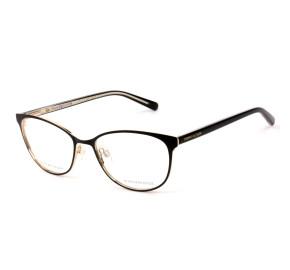 Tommy Hilfiger TH1778 Preto/Dourado 7C5 53mm - Óculos de Grau