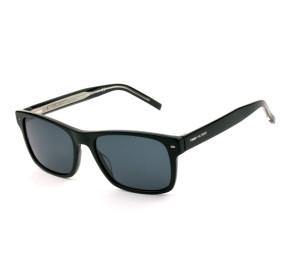 Tommy Hilfiger TH1794/S Preto /Cinza 807IR 55mm - Óculos de Sol