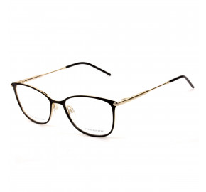 Tommy Hilfiger TH1637 Preto/Dourado 2M2 53mm - Óculos de Grau
