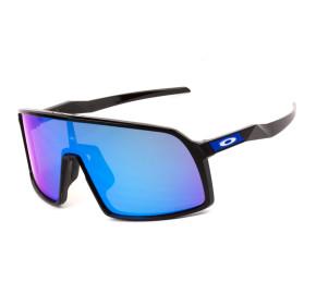Oakley Sutro OO9406 Polished Black/ Prizm Sapphire 90 37mm - Óculos de Sol