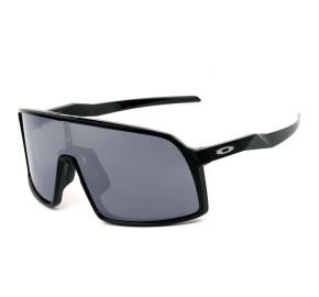 Oakley Sutro OO9406 - Preto/Cinza Prizm Semi-Espelhado 01 37mm - Óculos de Sol