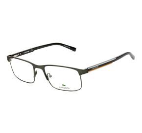 Lacoste L2271 Grafite 033 56mm - Óculos de Grau