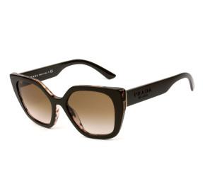 Prada SPR24X - Marrom Degradê ROL-0A6 52mm - Óculos de Sol