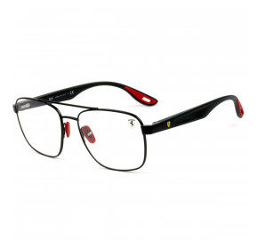 Ray Ban Ferrari RB6467-M Preto F028 54mm - Óculos de Grau