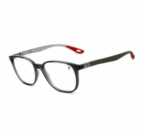 Ray Ban Ferrari RB8907-M Cinza Translúcido F649 53mm - Óculos de Grau