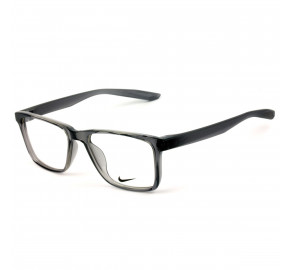 Nike 7300 Cinza Transparente 034 52mm - Óculos de Grau