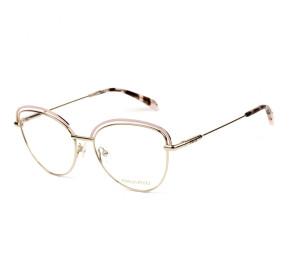 Emilio Pucci EP 5170 Dourado/Rosa 074 55mm - Óculos de Grau