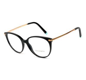 Tiffany & Co.TF2209 Preto 8001 54mm - Óculos de Grau