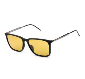 Tommy Hilfiger TH1652/G/S Preto/Amarelo 003/70 55mm - Óculos de Sol