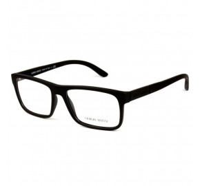 Giorgio Armani AR7042 Preto Fosco 5063 56mm - Óculos de Grau