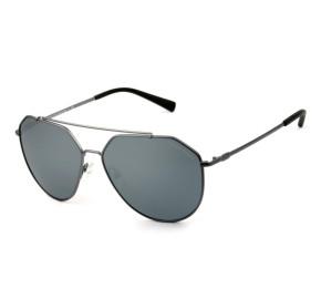 Armani Exchange AX2023S - Grafite/Cinza Semi Espelhado 6088/6G 59mm - Óculos de Sol