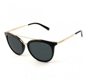 Armani Exchange AX4068S - Preto/Cinza 815887 55mm - Óculos de Sol