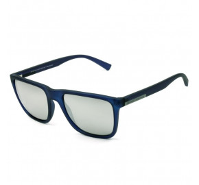 Armani Exchange AX 4080SL - Óculos de Sol Azul 82786G Lentes 57MM