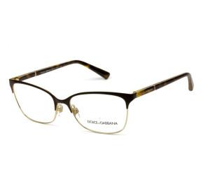 Óculos Dolce & Gabanna DG 1268 1254 54 - Grau