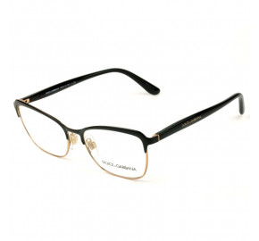 Óculos Dolce Gabbana DG 1286 01 53 - Grau