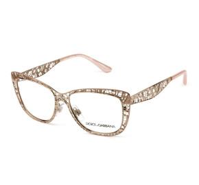 Óculos Dolce Gabbana DG 1287 1298 52 - Grau