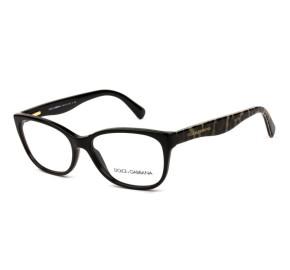 Óculos Dolce & Gabbana DG 3136 2525 55 - Grau