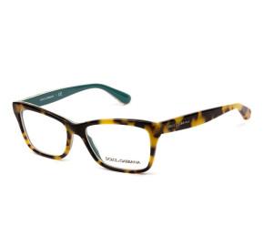 Óculos Dolce & Gabbana DG 3215 2891 54 - Grau