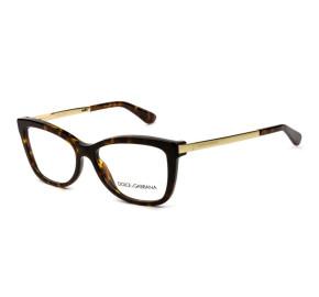 Óculos Dolce & Gabbana DG 3218 502 54 - Grau