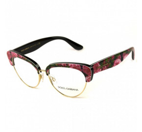 Óculos Dolce Gabbana DG 3247 3127 53 - Grau