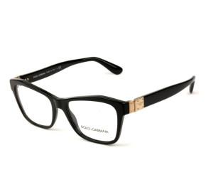 Óculos Dolce Gabbana DG 3273 501 53 - Grau