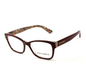 Óculos Dolce Gabbana DG 3274 3179 54 - Grau