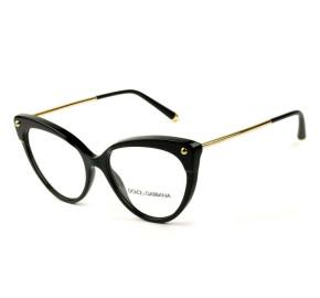 Óculos Dolce Gabbana DG 3291 501 54 - Grau