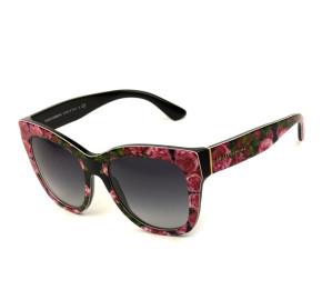 Óculos Dolce & Gabbana DG 4270 3127/8G 55 - Sol