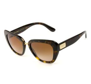 Óculos Dolce Gabbana DG 4296 502/13 53 - Sol