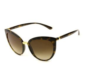 Óculos Dolce & Gabbana DG6113 502/13 55 - Sol