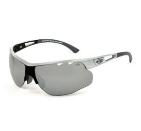 Mormaii Eagle M0047 - Preto/Cinza Semi Espelhado B2309 68 - Óculos de Sol