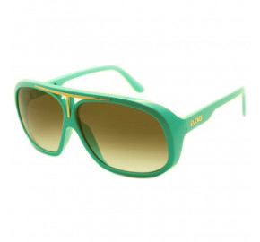 Óculos Evoke EVK 01 Green Gold Brown Gradient