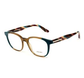 Óculos Prada Journal VPR 04U VYK-1O1 52 - Grau