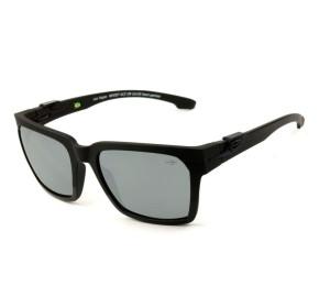 Mormaii Las Vegas M0057 - Preto Fosco/Cinza Semi Espelhado ACZ09 56 - Óculos de Sol