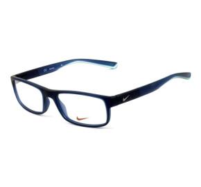 Nike Live Free 7090 - Azul Fosco 411 53mm - Óculos de Grau